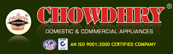 Chowdhry Domestic & Commerical Appliances